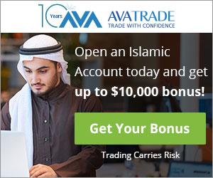 Up to 100% Welcome Bonus – AvaTrade
